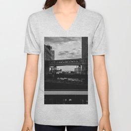 The Highline III Unisex V-Neck