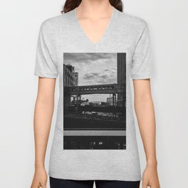 The Highline III Unisex V-Neck