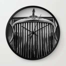 The Classic Jaguar Wall Clock