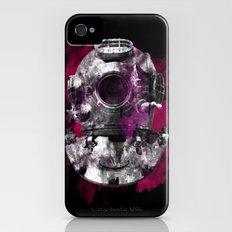 Diving iPhone (4, 4s) Slim Case