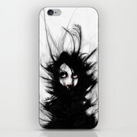 wrestling iPhone & iPod Skins featuring Coiling and Wrestling. Dreaming of You by Rouble Rust