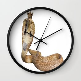 King Cobra Wall Clock