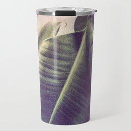 Ficus Elastica #2 Travel Mug
