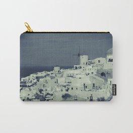 Santorini, Greece 2 Carry-All Pouch