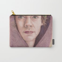 Harry Styles in Purple Carry-All Pouch