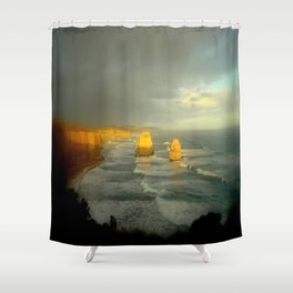 Limestone Coast - Australia Shower Curtain