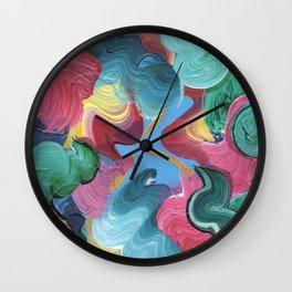 Abstraction #2 Wall Clock