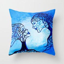 Finding You Throw Pillow