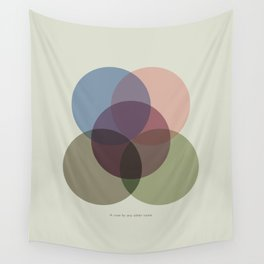 Rose One Wall Tapestry