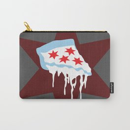 Chicago Deep Dish Pizza Carry-All Pouch
