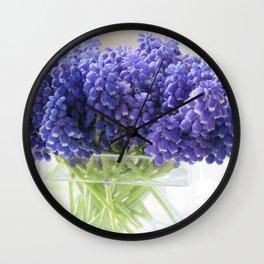 Spring Indoors Wall Clock