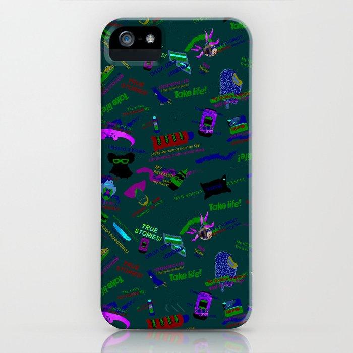 Take Life Mag! iPhone Case