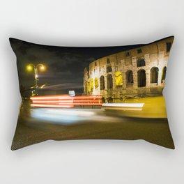 Lights at night Rectangular Pillow