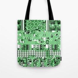 PalletGlitch Tote Bag