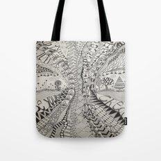 'Tangled Tree Tote Bag