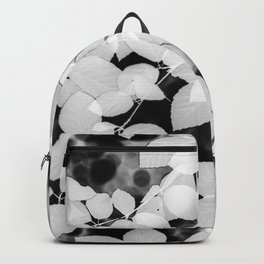 Fagus tortuosa white Backpack