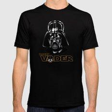 Darth Vader MEDIUM Mens Fitted Tee Black