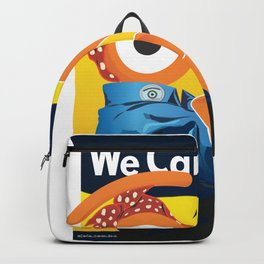 we can see it! Backpack