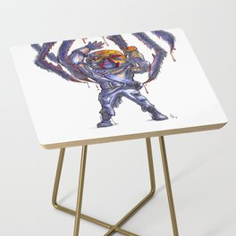 Candy-Trooper, Poison Side Table