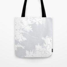 Night's Sky Grey Tote Bag