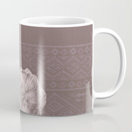 Flower - Argyle 3 Coffee Mug
