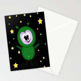 Martians Stationery Cards