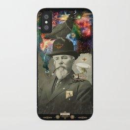 Odd Scientist iPhone Case