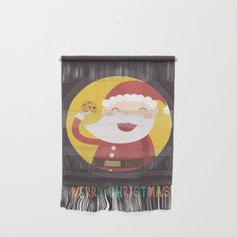 Santa's Cookie Wall Hanging