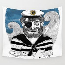 Capitão Wall Tapestry