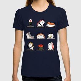 Sushi Yoga T-shirt