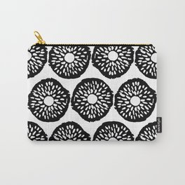 Abstract Hand Drawn Patterns No.8 Carry-All Pouch