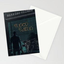 Massimo Volume - Fuoco fatuo   Stationery Cards