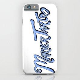 MarverTart iPhone Case