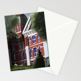 """""""Grand Ole Lady"""" Stationery Cards"""