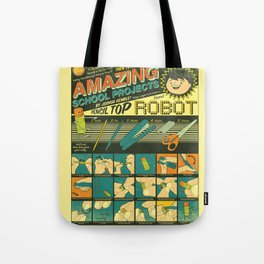 Amazing School Projects Tote Bag