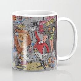 Vintage poster - Circus #2 Coffee Mug