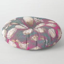 Limpets Floor Pillow