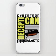 Decepti-Con iPhone & iPod Skin