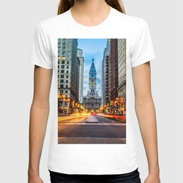 Philadelphia Streets T-shirt