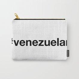 VENEZUELAN Hashtag Carry-All Pouch