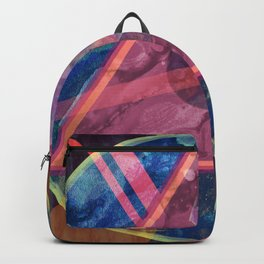 Mystic Astrology Geometry Backpack