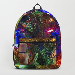 Christmas Tree 2018 Backpack