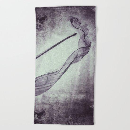 Clash Beach Towel