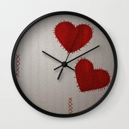 Mad Girl Wall Clock