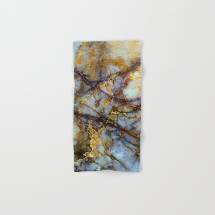 Marble Hand & Bath Towel