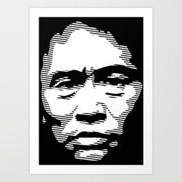 Hamada Art Print
