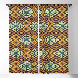 Snakeskin 18 Indian Summer collection Blackout Curtain