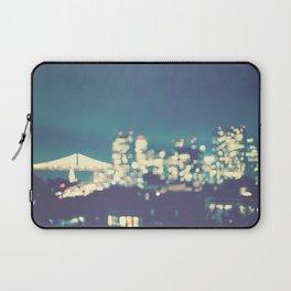 San Francisco Twinkle Laptop Sleeve