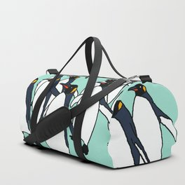 March of Penguins Duffle Bag