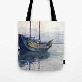 Dead Ship, Twilight - Digital Remastered Edition Tote Bag